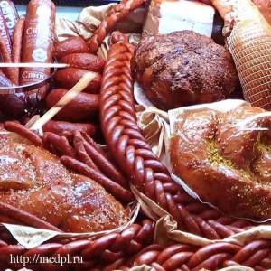 Мясо - источник рибофлавина